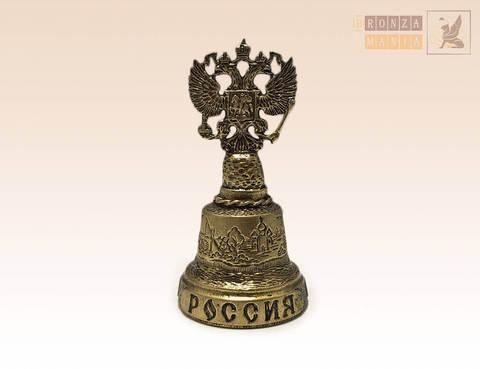 колокольчик Герб России