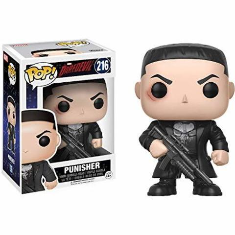 Фигурка Funko POP! Vinyl: Marvel: Daredevil TV: Punisher 11092
