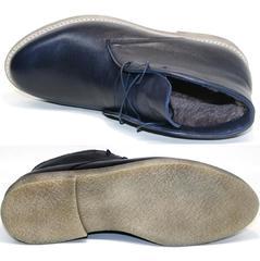 Ботинки дезерты мужские Ikoc 004-9 S
