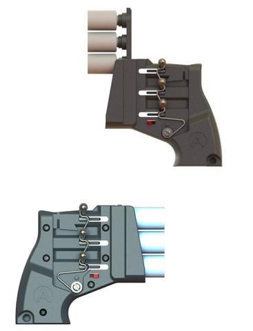 Пусковое устройство для резьбовых патронов ПУ-3