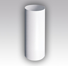 Воздуховод круглый 200 мм 2,0 м пластиковый