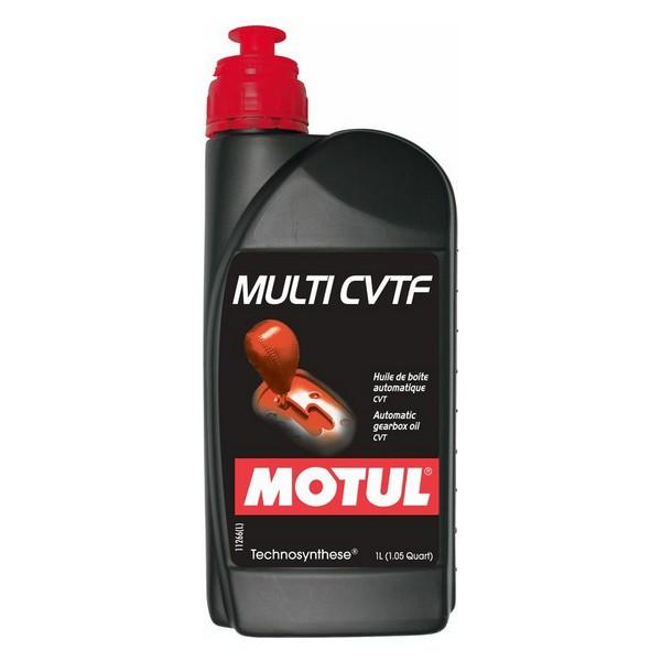 MOTUL MULTI CVTF Жидкость  для вариаторной трансмиссии (CVT)