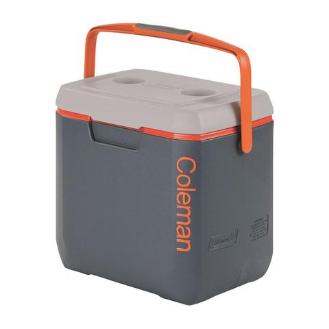 Изотермический контейнер (термобокс) Coleman 28 Qt Xtreme (26,5 л.), серый
