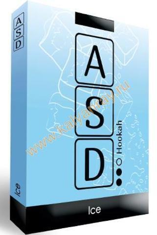 Бестабачная смесь ASD Hookah - Лед