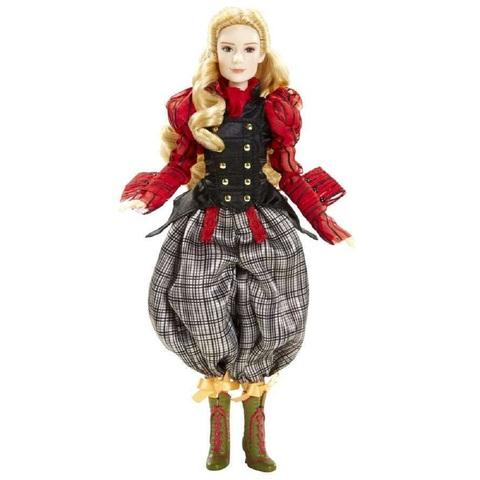 Дисней Алиса в зазеркалье кукла Алиса 28 см
