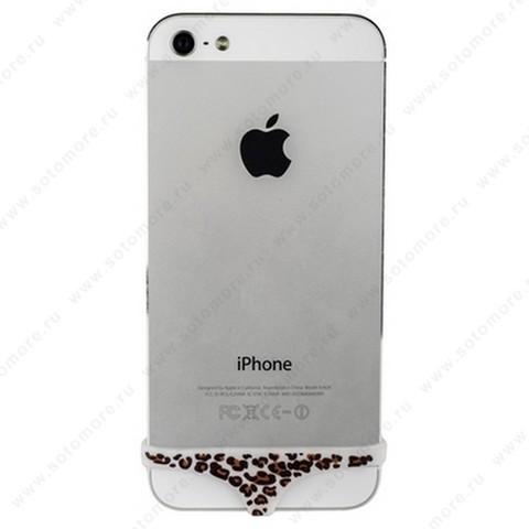 Чехольчик бикини для Apple iPhone 5s/ 5/ 4s /4 вид 11