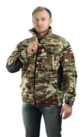 Куртка флисовая МИЛИТАРИ
