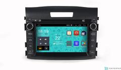 Штатная магнитола 4G/LTE с DVD для Honda CR-V 4 12-16 на Android 7.1.1 Parafar PF983D