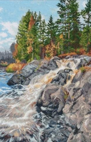 oven-927 Водопад Ахвенкоски