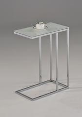 """Приставной столик """"MK-2359. (SR-1292-CG)"""" —  Белый"""