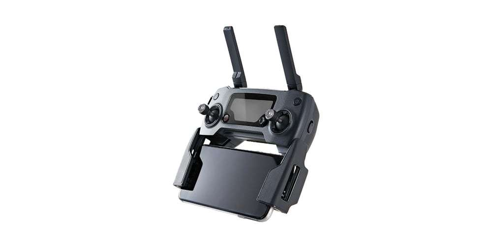 Квадрокоптер DJI Mavic Pro Platinum Fly more Combo пульт управления