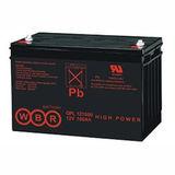 Аккумулятор WBR GPL 121000 ( 12V 100Ah / 12В 100Ач ) - фотография