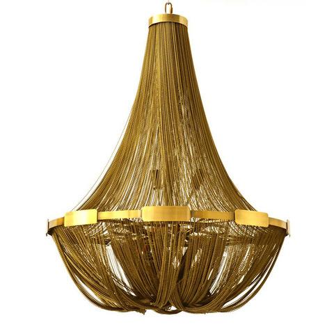 Подвесной светильник копия  Soscik by Terzani (золотой)