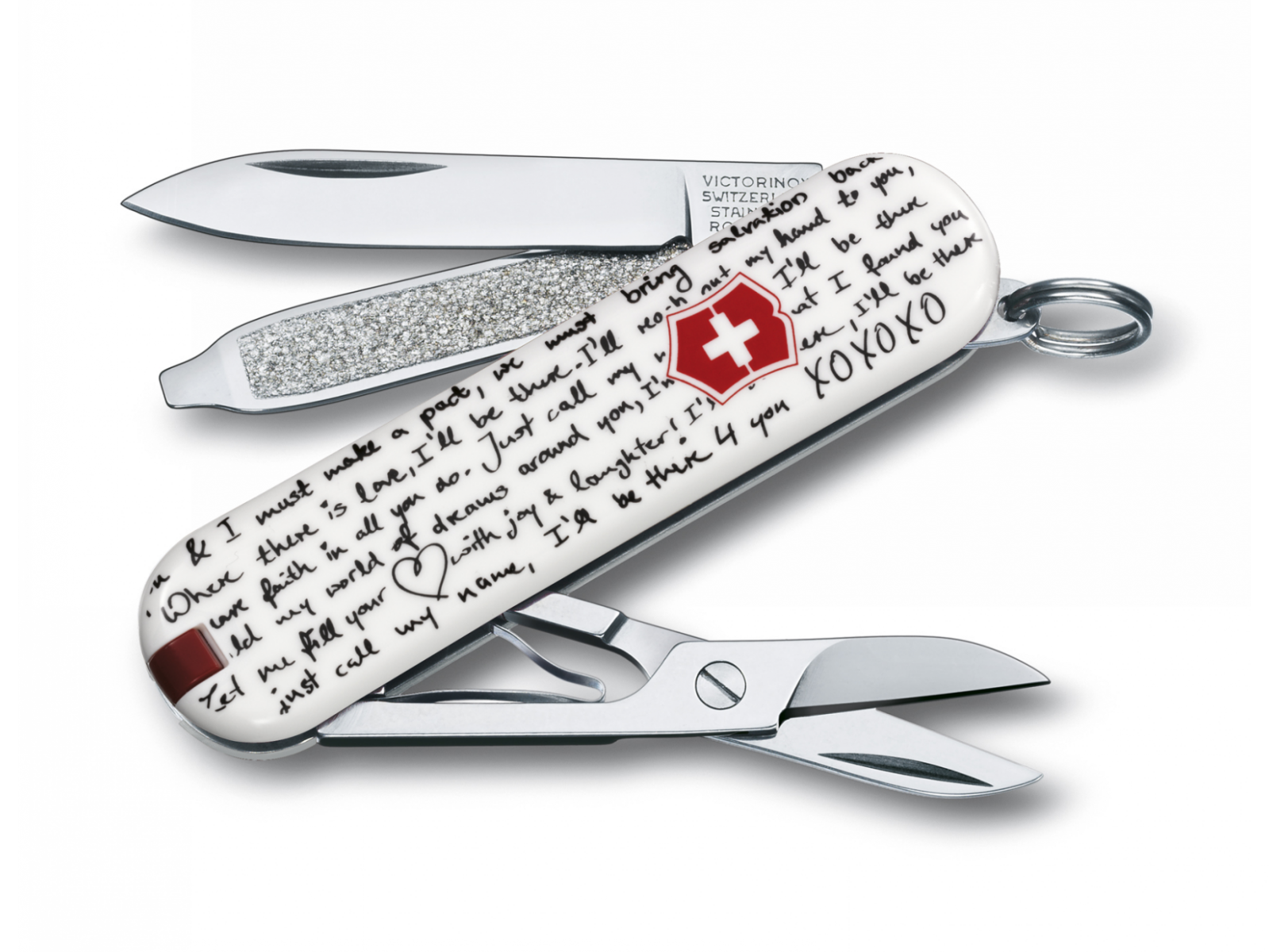 """Classic """"Love Song"""", limited edition Victorinox (0.6223.L1205)"""