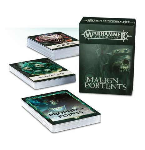 AGE OF SIGMAR: MALIGN PORTENTS CARDS