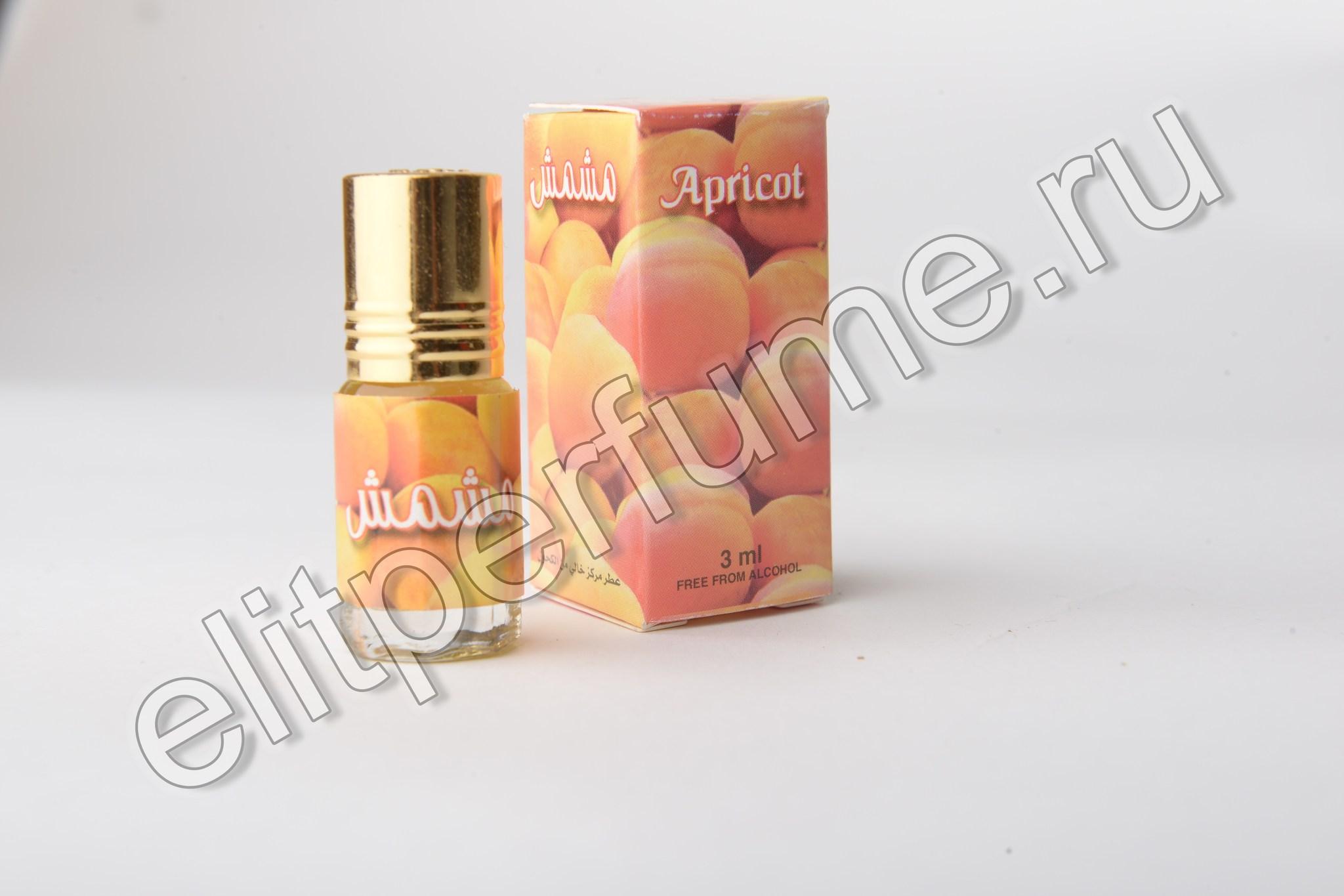 Apricot  3 мл арабские масляные духи от Захра Zahra Perfumes