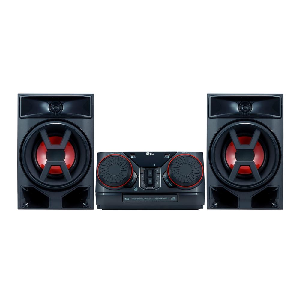 Аудиосистема LG с диджейскими функциями XBOOM CK43 фото