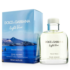 D&G Туалетная вода Light Blue Discover Vulcano 125 ml (м)