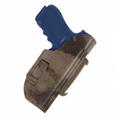 Кобура пластиковая для пистолета Глок 17
