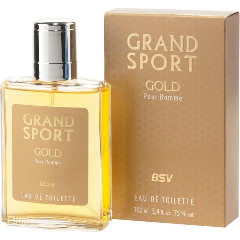 Ninel Parfum Grand Sport Туалетная вода для мужчин Gold 100мл