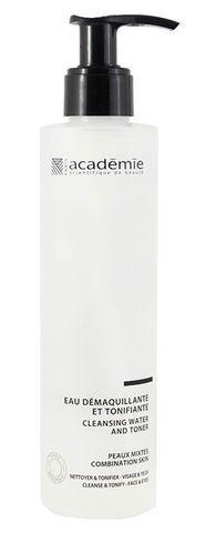 Academie Eau Demaquillante Et Tonifiante Сleansing Water & Toner