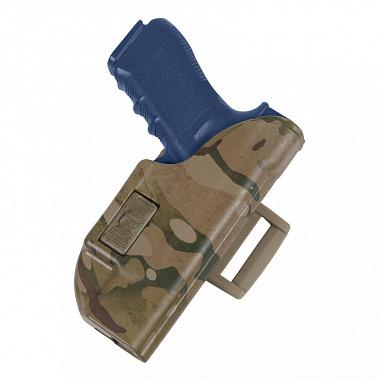 Кобура пластиковая для пистолета Глок 17 Альфа