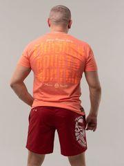 Футболка оранжевая Yakuza Premium 2711