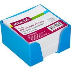 Блок для записей Attache Fantasy 90x90x50 мм белый в боксе (плотность 100 г/кв.м)