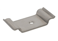 Кляймер 2Г для террасной доски Savewood Salix нержавеющая сталь.