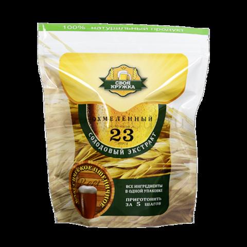 Солодовый экстракт Своя Кружка Пшеничное классическое, 2.1 кг