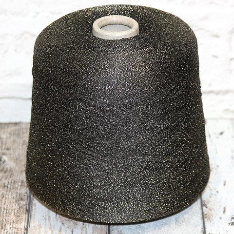 Вискоза с люрексом BE.MI.VA/ NARITA 4200 черный с золотом