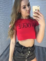 юбка-шорты женская летняя джинсовая недорого