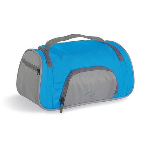 Картинка несессер Tatonka Wash Bag Plus bright blue
