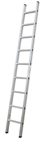 Лестница приставная, 10 ступенек, раб. высота 3,85 м