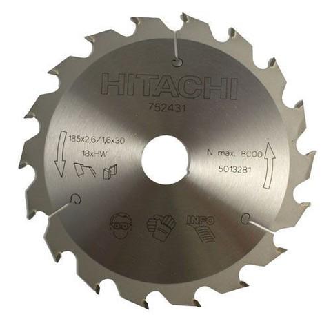 Диск пильный по дереву 235*30мм 60 зуб. Hitachi в интернет-магазине ЯрТехника