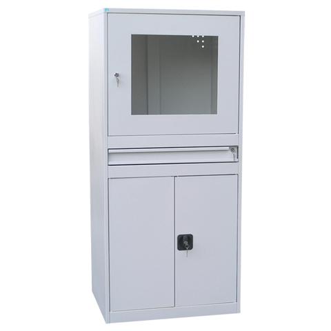 Шкаф компьютерный - фото