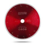 Алмазный диск Messer G/L J-Slot с микропазом. Диаметр 250 мм
