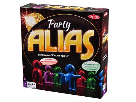 ALIAS: Party (Скажи иначе: Вечеринка - 2)