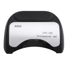 Гибридная лампа Professional Nail 48 W CCFL+LED для сушки гель-лака