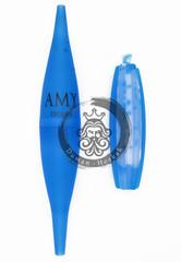 Охладитель для кальяна (Оригинал) AMY Deluxe Blue