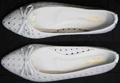 Туфли женские летние Vasari Gloria 19Y38860-37 White.