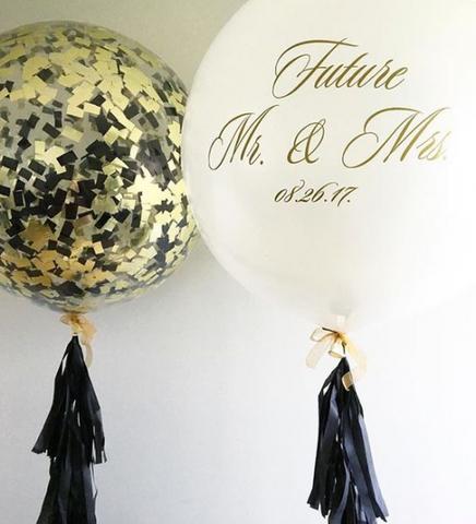 Большие шары 70 см (цвета в ассортименте)