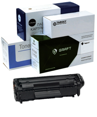 Картридж Cartridge 703 OEM