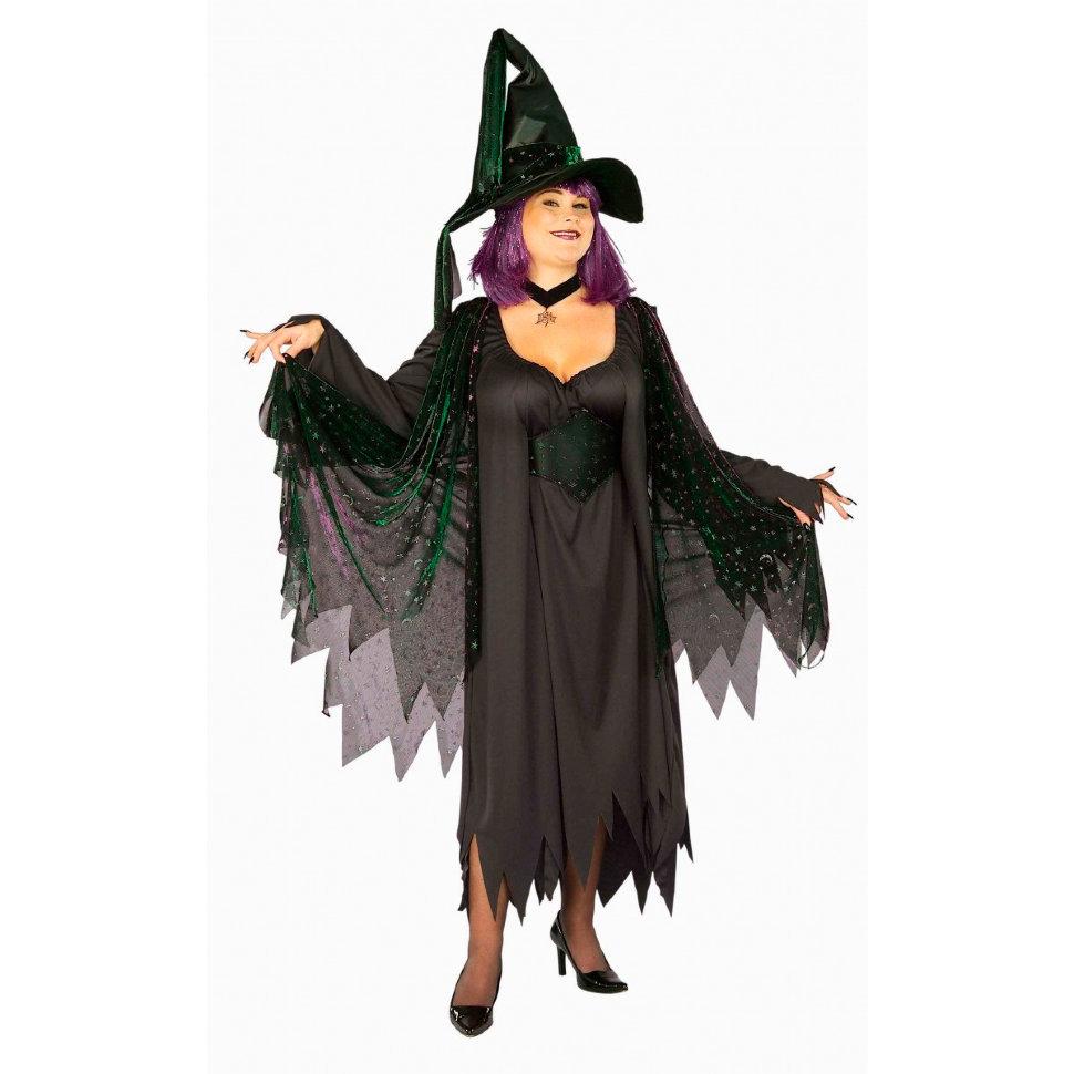 Костюм мистическая ведьма
