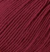 Пряжа Alize Baby Wool вишня 390