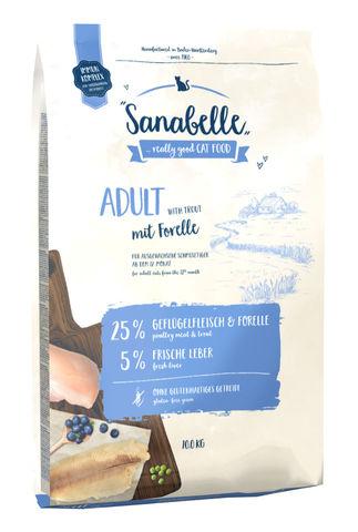 Bosch Sanabelle Adult Trout 10 кг