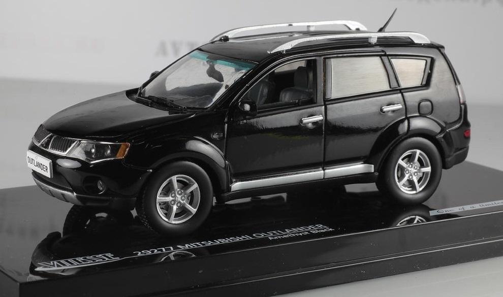 Коллекционная модель Mitsubishi Outlander