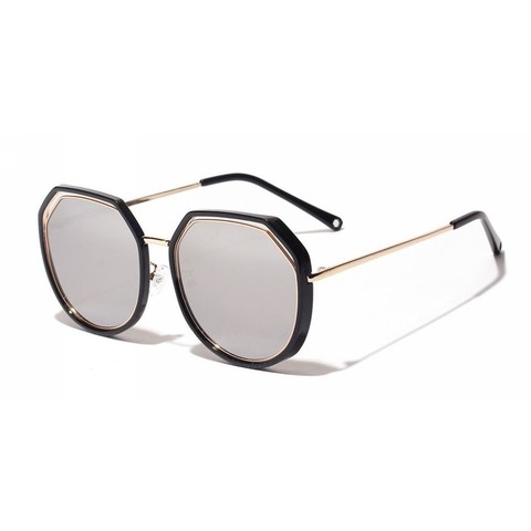 Солнцезащитные очки 813068002s Серебряный - фото