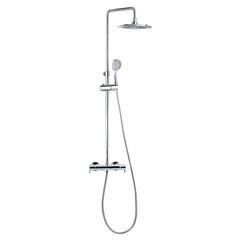 Душевая система с термостатом и тропическим душем для ванны DRAKO 334802RP240