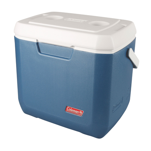 Изотермический контейнер (термобокс) Coleman 28 Qt Xtreme (26,5 л.), синий